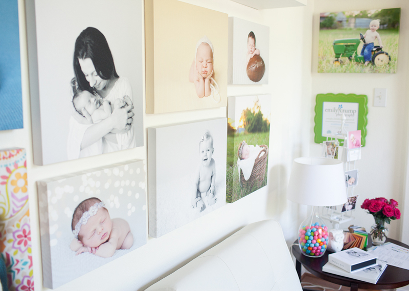 My In Home Newborn Photography Studio